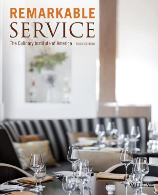 Remarkable Service By Culinary Institute of America (COR)